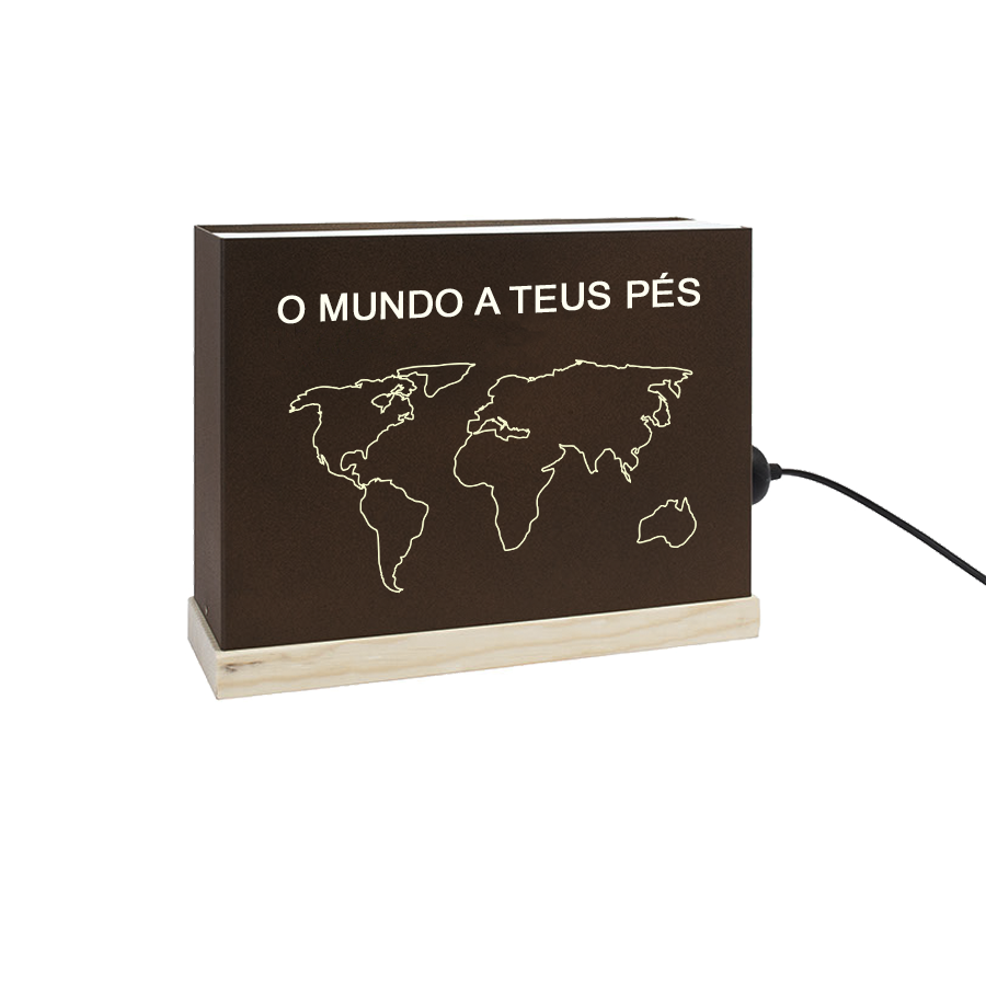 World Collection O MUNDO A TEUS PÉS