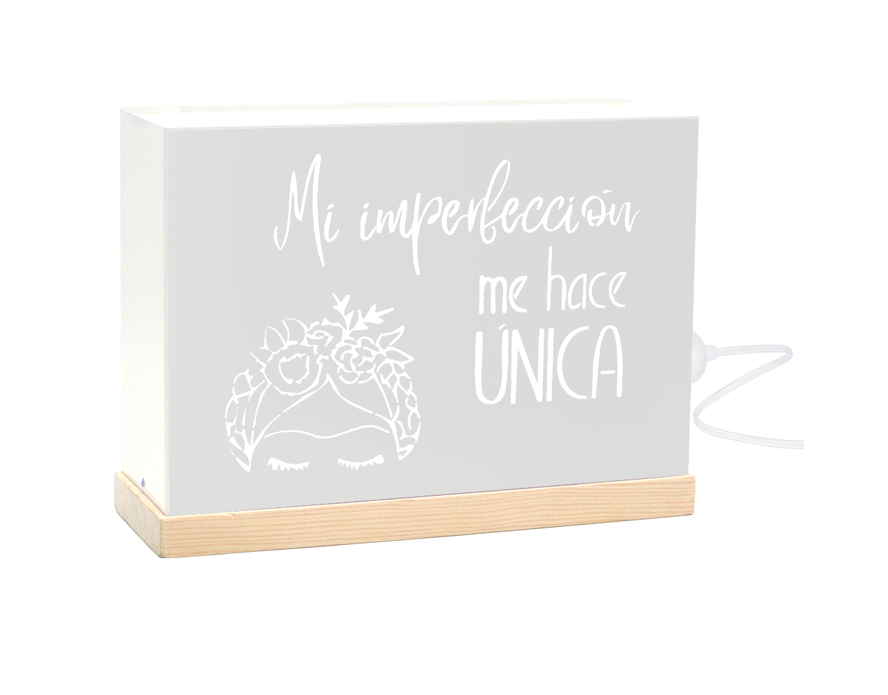 Life Collection MI IMPERFECCION ME HACE UNICA