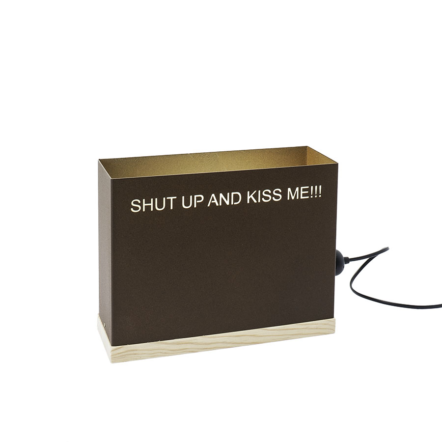 Life Collection SHUT UP AND KISS ME!!